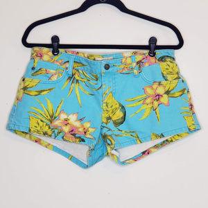 Denim & Supply Ralph Lauren tropical print shorts